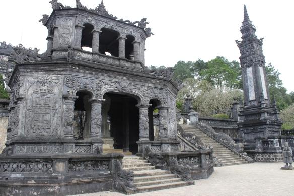 À venir... les mausolées de Huế